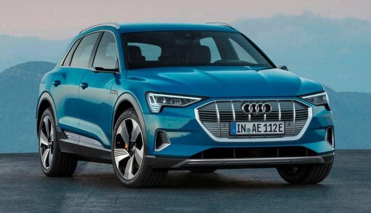 Premieră mondială: Noul SUV electric Audi e-tron