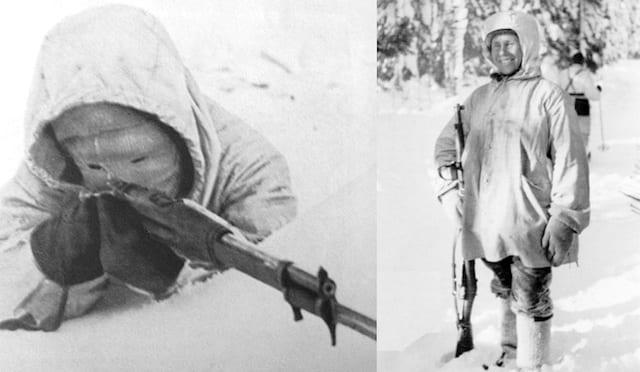 A ucis 705 oameni, a fost impuscat in cap, dar a trait 97 de ani: Povestea celui mai periculos lunetist din istorie, Simo Hayha