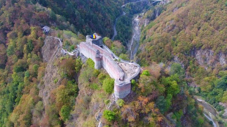 Cetatea Poenari – Cetatea lui Vlad Tepes !!! Un loc superb din Romania!!
