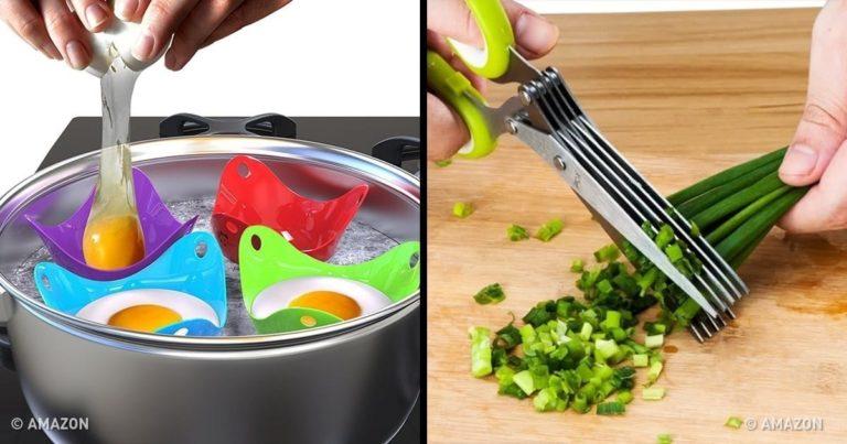 20 de ustensile pentru bucătărie care va sunt de mare folos