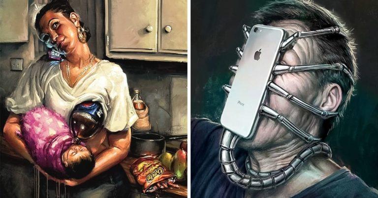 16 imagini care ne arată că tehnologia modernă ne controleaza viața  fara ca noi sa stim