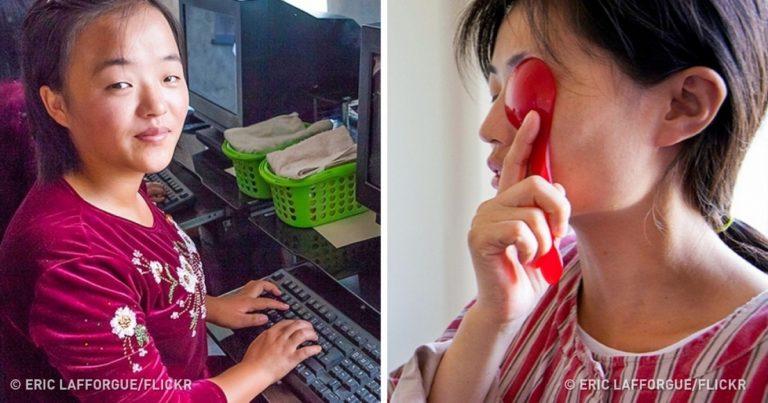20 de fotografii din Coreea de Nord care au fost interzise in această țară. Priviți de ce!