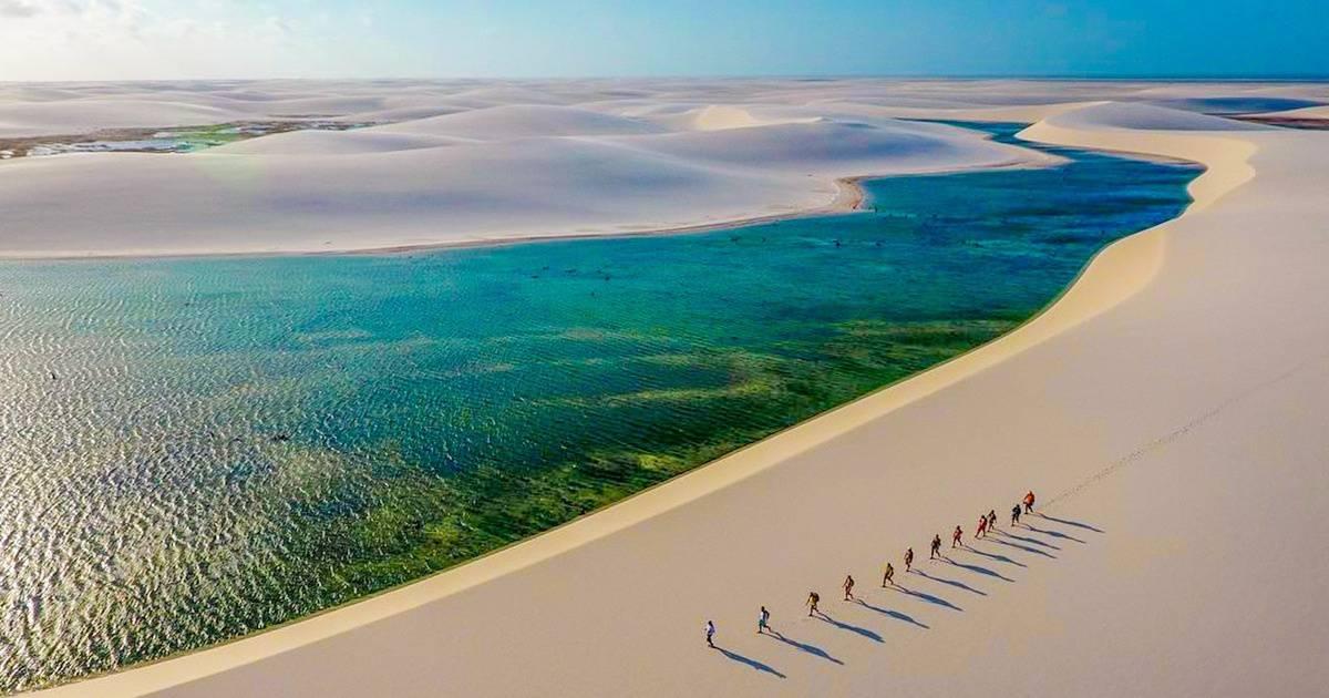 10 locuri de pe Pământ care arată atât de uimitor, încât este greu de crezut că există cu adevărat