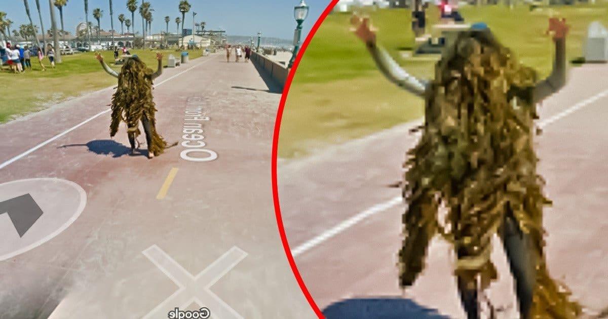20 de imagini misterioase surprinse pe Google Maps care ne pun serios pe ganduri