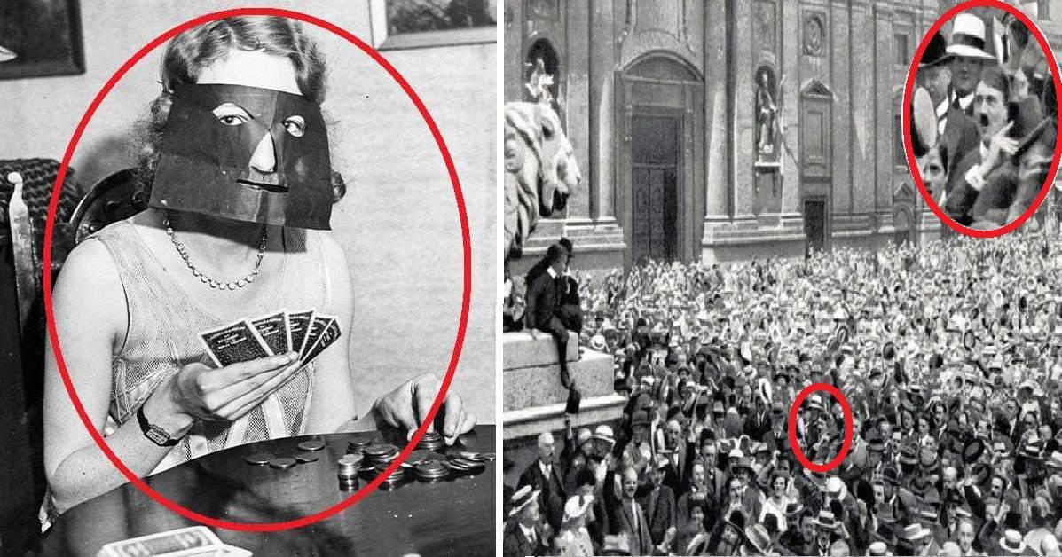 18 fotografii istorice rare care ne arata o parte mai putina cunoscuta a trecutului nostru