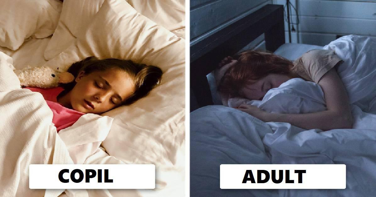 De ce nu putem dormi fără o pătură, chiar și într-o noapte fierbinte