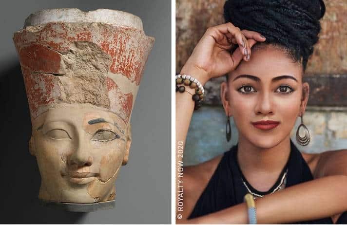 17 Creații care ne prezintă cum ar arăta personajele istorice în zilele noastre