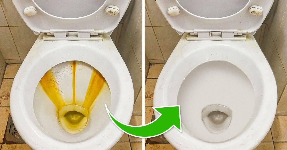 Cateva trucuri extrem de utile care va pot curata baia in doar cateva secunde