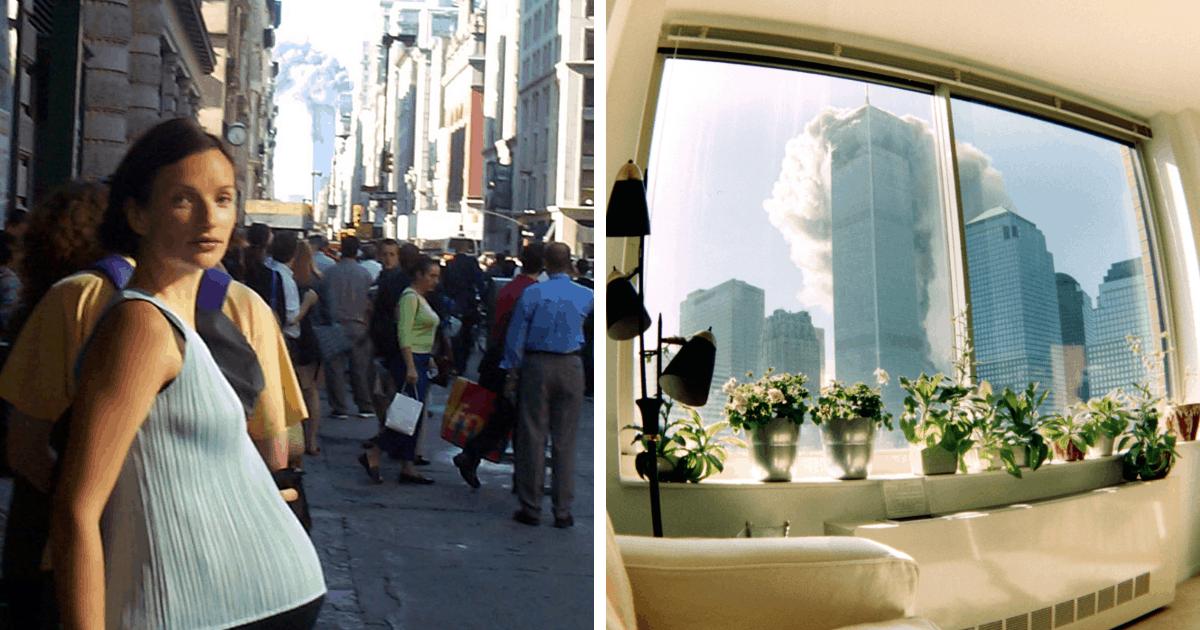 16 fotografii rare ale atacurilor din 11 septembrie pe care probabil nu le-ai mai văzut